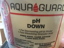 Wmu Aqua Guard 30 Lb Ph Down