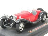Burago Diecast 0538 Bugatti Type 55 1932  Red/Black 1 24 Scale Boxed