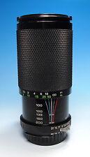 Soligor MC Zoom+Macro 4.5/80-200mm C/D für Nikon AI Objektiv lens - (81380)