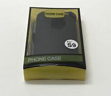 For Samsung Galaxy S9 Defender Case w/(Belt Clip Fits Otterbox)Black