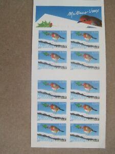 2003 FRANCE STAMPS BOOKLET NOUVELLE ANNÉE OISEAU BIRD MNH Sc 2983a.