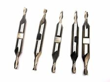 END MILL 3//16 X 3//8 X 1//2 X 3-1//8 HSS SQ 27747 2FL DOUBLE END