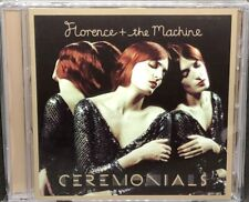 FLORENCE + THE MACHINE - CEREMONIALS, CD ALBUM, (2011).