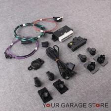 Front Set OPS PDC 4X Sensor Parking System Upgrade Kit For VW GOLF MK7 VII