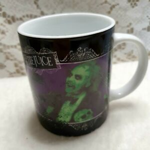 Beetlejuice Ceramic Coffee Mug