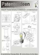 Werbeträger Technik Patente Ideen 5340 Seiten!