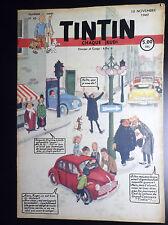 Fascicule Périodique Tintin N°45 1949