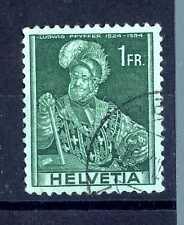 SWITZERLAND - SVIZZERA - 1941 -  Pfyffer . B3478