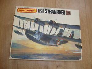 L209 Matchbox Model Kit PK-601 - Supermarine Stranraer - 1/72