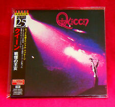 Queen Queen MINI LP CD JAPAN TOCP-65101 Queen 1