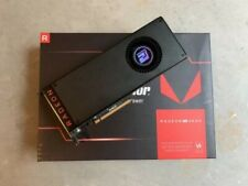 Sapphire Radeon RX Vega 64 8GB HBM2 Graphics Card | Fast Ship, Cleaned, Tested!