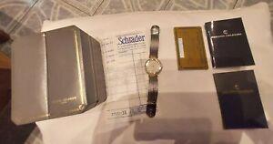 Philippe Charriol Luxusuhr von 1991 Original m.Rechnung Papieren u. Uhrenbox Uhr