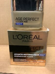L'Oreal Paris Age Perfect Cell ADVANCED RESTORING CREAM Night Cream 50 ml