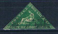 A0754 - CAP DE BONNE ESPÉRANCE - Timbre N° 6 Oblitéré Cote: 750€