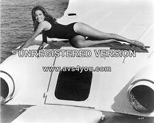 """Claudine Auger James Bond 007 10"""" x 8"""" Photograph no 27"""