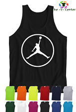 MICHAEL JORDAN BASKETBALL VEST Black Small