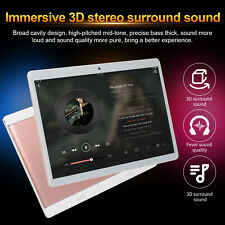 Android 8.0 Ten Core 10.1 Inch GPS Wifi Dual Camera HD Game Tablet Computer PC