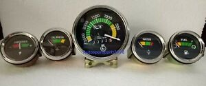 MF Massey Ferguson Tractor 230, 235, 240, 245, 250, 253, 255 Ind 20D Gauges Kit