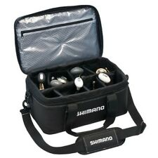 Shimano Bhaltair Fishing Reel Storage Carry Bag Size Medium BHAL120MBK