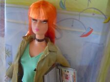 MODERN CIRCLE Barbie Producer Orange Hair Doll,  Bag & Trench Coat