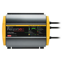 ProMariner ProSport HD 12 GEN 4 Marine Boat Battery Charger 12 AMP 2 Bank NEW