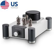 HiFi 12Ax7 / Ecc83 Valve Tube Preamp Home Desk Stereo Preamplifier Audio Buffer
