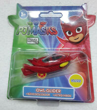 PJMASKS PYJAMASQUES VOITURE METAL OWL GLIDER ASTRO HIBOU DE BIBOU VERSION GLOSS