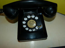 1940's Antique metal telephone. Works fine.