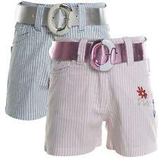 Markenlose Mädchen-Shorts aus 100% Baumwolle