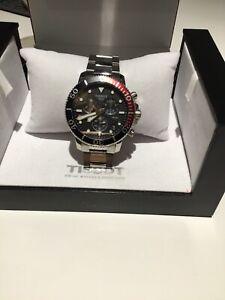 Tissot T120.417.11.051.00 Seastar  Men's Watch T1204171105101 PRE OWNED