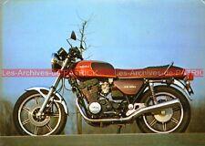 YAMAHA XS 850 X (2) Carte Postale Moto Motorcycle Postcard