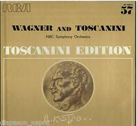 Toscanini Edition 57: Wagner And Toscanini - 4 LP