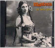 CD Manteca 'Pa' darte Gloria 'Nouveau latin-Flamenco, Jazz, Rhythm & Bues