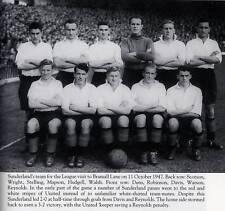 SUNDERLAND FOOTBALL TEAM PHOTO>1947-48 SEASON