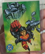 1995 Skybox Superman: Man of Steel - #KS-3 - SUPERBOY -^mOm^-