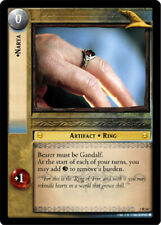 LOTR: Narya [Moderately Played] Realms of the Elf-Lords Lord of the Rings TCG De