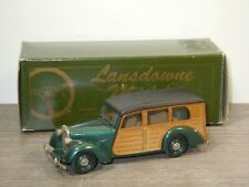 1950 Lea Francis Estate Woody - Lansdowne Models LDM21 - 1:43 in Box *49900