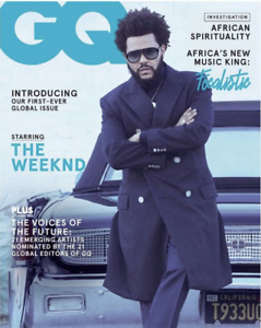GQ Magazine South Africa 2021-09+10 The Weeknd