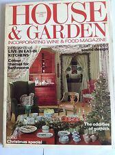 December House & Garden Architecture Magazines