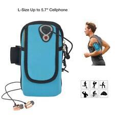 Sports Running Armband Phone Holder ieGeek Sweatproof Armband - Blue