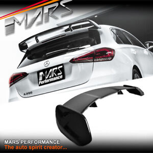 Gloss Black Rear Roof Spoiler Wing for Mercedes-Benz A Class W177 & A45 A35 AMG