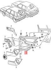 Genuine VW Door Panel Trim NOS VW Golf Variant Jetta Vento-Eu 1H4867211CRBKU