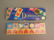 eeBoo Color Dominoes Illustrated Educational Game Set 2004 NEW