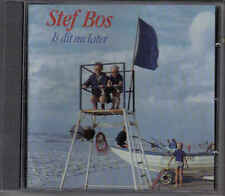 Stef Bos-Is Dit Nu Later cd album