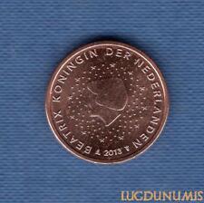 Pays Bas 2013 2 centimes d'Euro SUP SPL Pièce neuve de rouleau - Netherlands