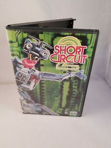 Short Circuit 2 DVD Region 2 PAL Format