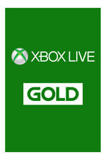 Microsoft Xbox 360 Live 3 Month Gold