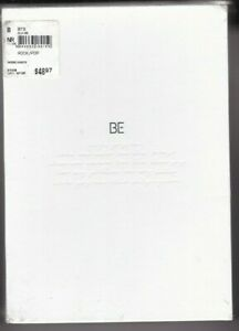BTS BE Deluxe Edition Album - Sealed in package