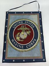 New listing Marine Corps Wall Flag.