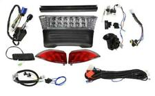 Club Car Precedent Ultimate LED Golf Cart Street Legal LIGHT KIT 2008 and up